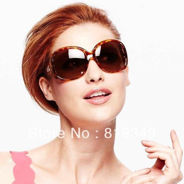 New VANCL Women Sunglasses Nancy Fashion Oversized Sunglasses Polycarbonate Polaroid Molded Nose Pads Burgundy FREE SHIPPING