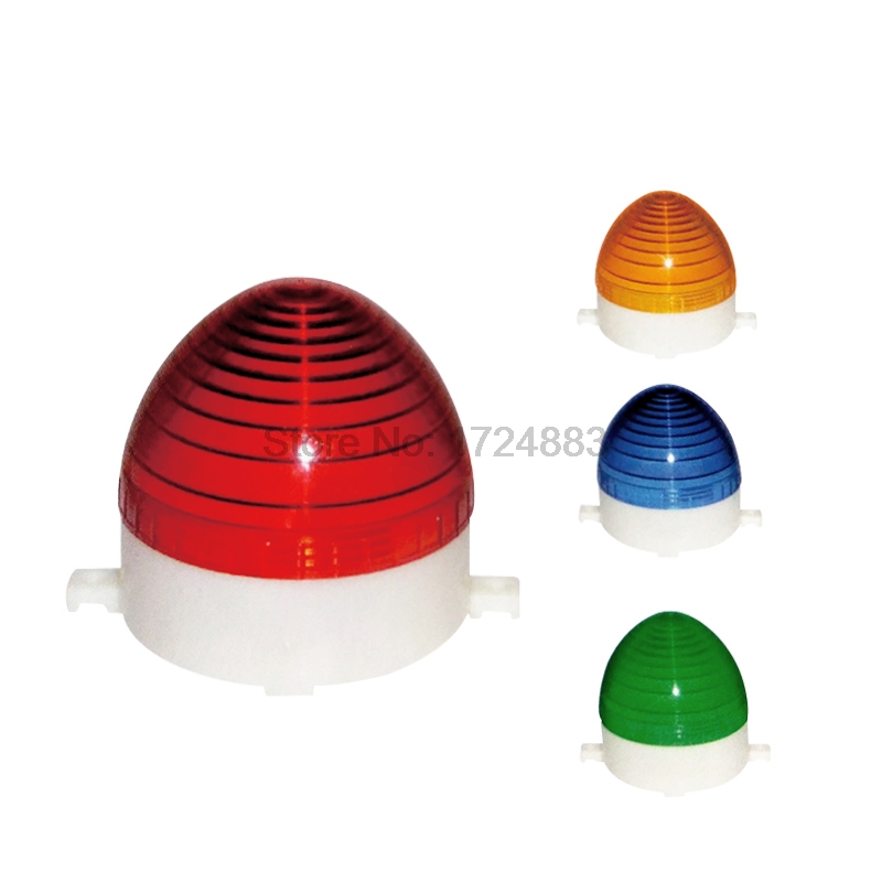 Strobe Signal Warning Light N-3072 12V 24V 220V Indicator Light LED Lamp Small Flashing Light Security Alarm IP30