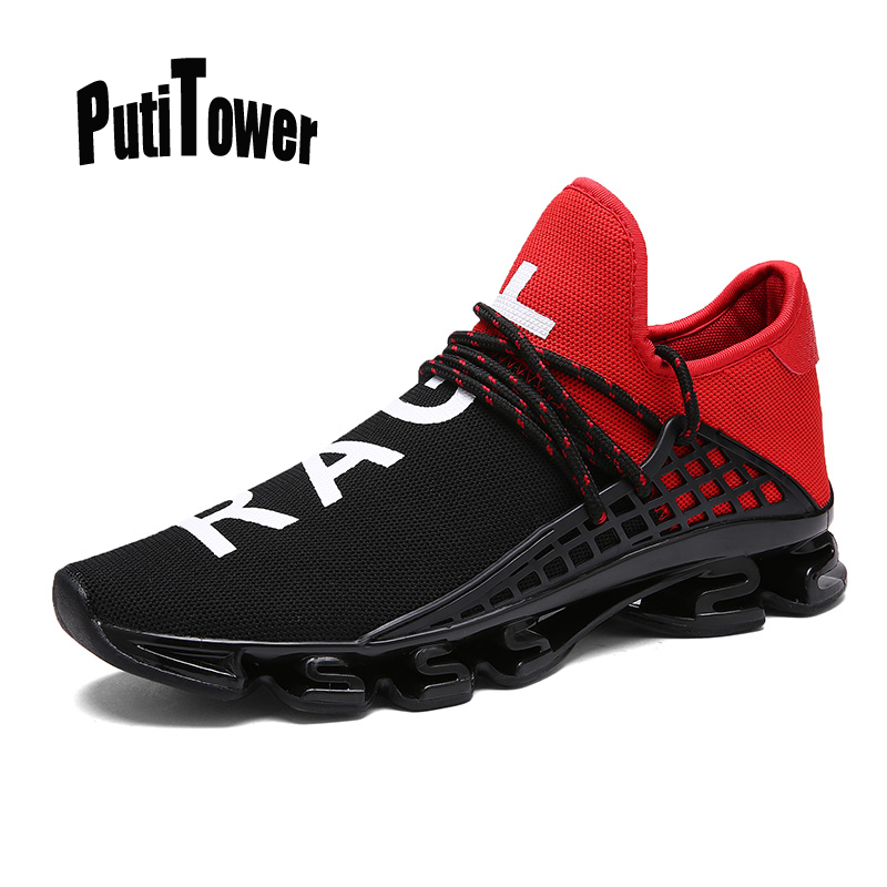 Cushion Men Women Running Shoes Breathable Jogging Shoes High Quality Mens Sneakers Trainers Chaussure Basket Homme Mujer TK02