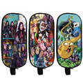 Anime Gravity Falls / Descendants / Adventure Time Pencil Holder Kids Bag Boys Girls Case School Cases Material Escolar Lapices