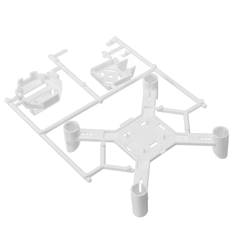 Dm002 Wifi Rc Quadcopter Spare Parts Body Shell Cover Black White