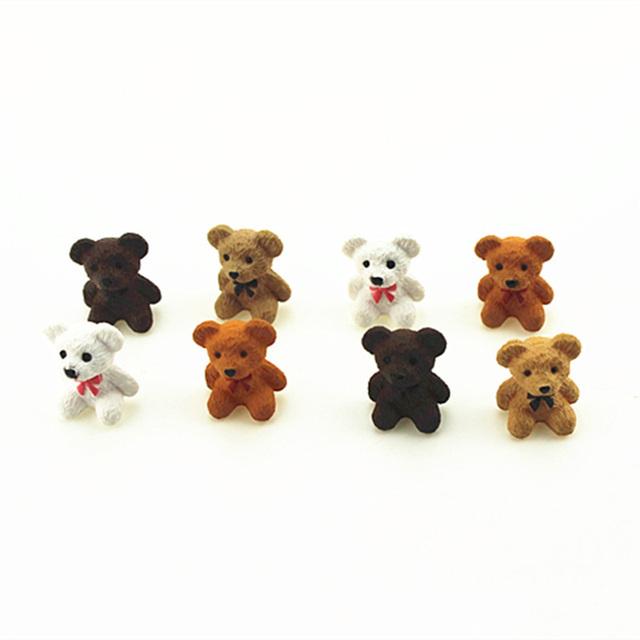 Lovely 1/12 Doll House Miniature Bear