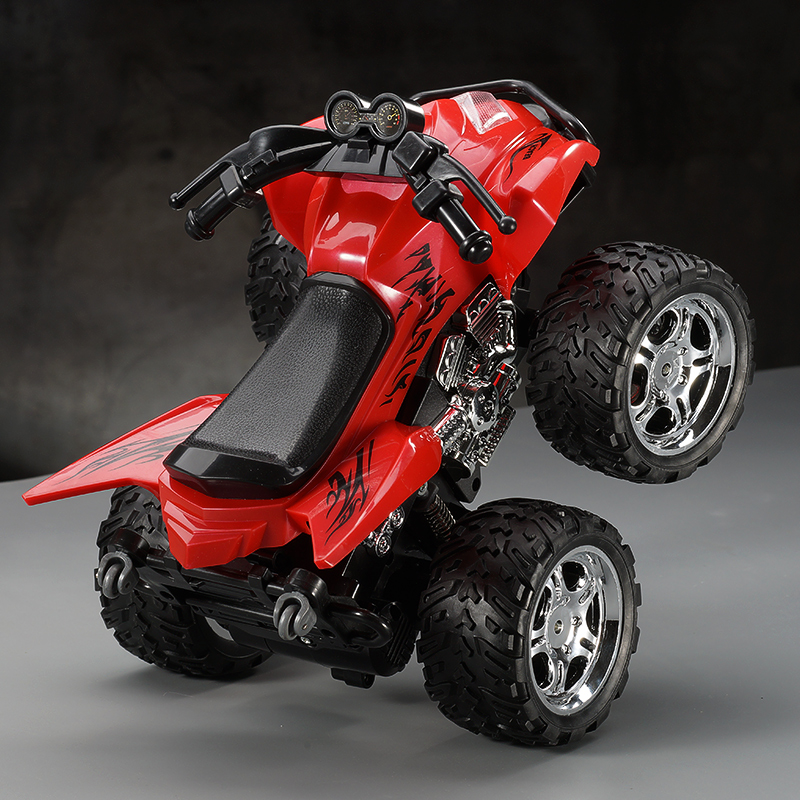 4D Remote Control Motorcycle Rechargeable Dumpers Rolling Car Electric Remote Control car For Toys hot sell a6 4d gravity induction rc remote control motorcycle electronic toy cars rechargeable drift dumpers promotional gifts