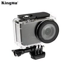 KingMa 45M Diving Waterproof Case For Xiaomi Mijia 4K Mini Action Camera Case Cover For Mijia Mini Camera Protective Housing