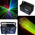 Cheap Mini 3W RGB Full Color Animation Laser Projector /Lazer Light for Christmas DJ Stage Holiday Party