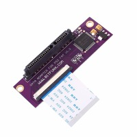 Cewaal Network Card Adapter Internet Module IDE To SATA Port Kits For PS2 Game Player