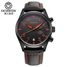 купить Montre Homme Watch Men Quartz Waterproof Watch Wristwatch Horloge Mannen Mens Calendar Leather Strap Watches Horology Reloj по цене 1238.21 рублей