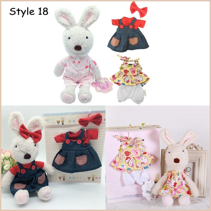 rabbit plush doll