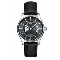 החדש Fastion סין זכר גברים שעון קוורץ שעונים לגברים שעוני יד עור 2017 רצועה קלאסי רומי בקנה מידה לוח שנה בשבוע 1573