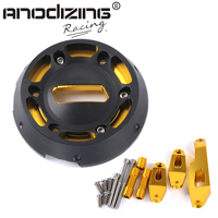 CNC Aluminum Right Side Engine Protective Cover For YAMAHA YZF R25 R3 14 16