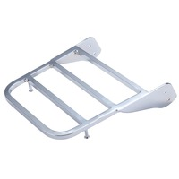 (Shipping from EU) Motorcycle Sissy Bar Luggage Rack Portaequipajes For Yamaha Dragstar XVS 1100 V Star 1100 Classic 00 11