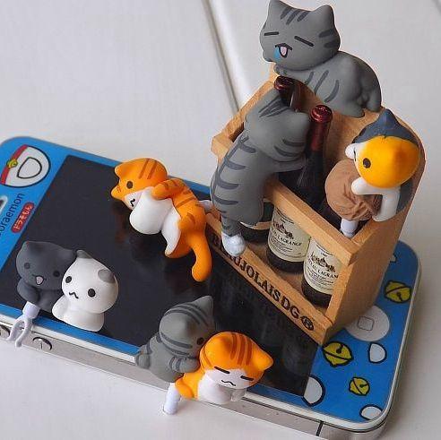 kpop kawaii բնօրինակ որակի Chi's cat - Բջջային հեռախոսի պարագաներ և պահեստամասեր - Լուսանկար 2