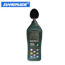 Цифровой измеритель уровня звука, MS6708 измеритель шума, децибел, тестер громкости