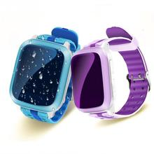 Child Smart Phone GPS Watch Children Kid Wristwatch GSM WiFi Locator Tracker Anti-Lost Smart watch(China)
