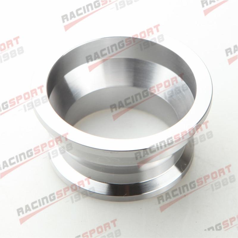Universal Steel Reducer For 2 V-Band to 2.5 V-Band Flange Mild Steel