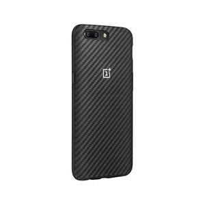 Image 3 - Originele OnePlus 5 Karbon Bumper Case Militaire grade Bescherming Comfortabele Grip Effen Structuur allround Beschermd