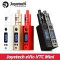 100% Оригинал Joyetech eVic-VTC Мини Стартовый Комплект с 4 мл TRON-S Распылителя и 75 Вт Поле Mod e электронная сигарета Полный Комплект