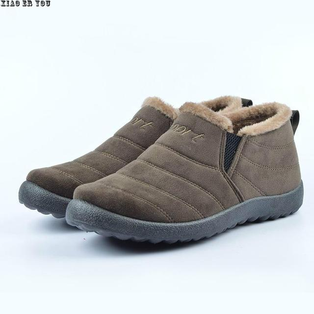 Keep Warm Shoes