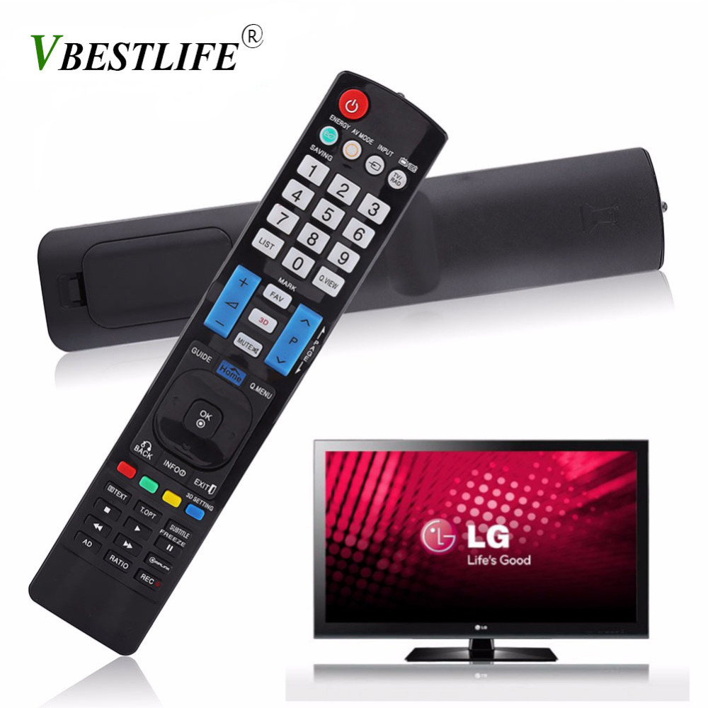 VBESTLIFE Universal Controller Remote Control For LG 3D Smart LCD LED HDTV TV Portable wireless Remote controller free shipping 1 pcs ramps1 4 lcd 12864 control panel 3d printer smart controller lcd display free shipping drop shipping l101