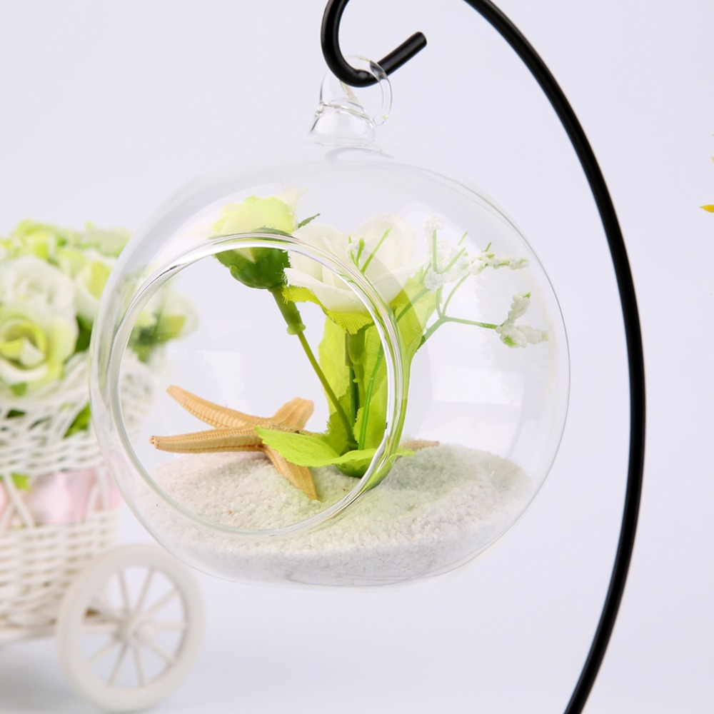 2018 exquisite diy hydroponic plant flower hanging glass vase 2018 exquisite diy hydroponic plant flower hanging glass vase container home garden decor brand new in vases from home garden on aliexpress alibaba reviewsmspy