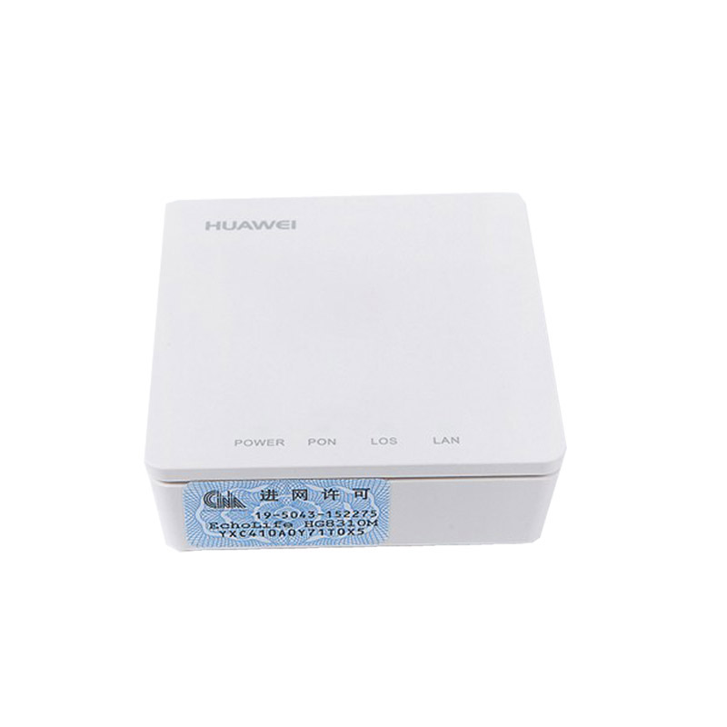 bilder für Original huawei hg8310m single ge ethernet port epon terminal ftth onu, weiße farbe, neueste version