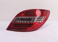 RQXR LED rear light + brake light + turn signal rear bumper light reflector for Mercedes Benz R class W251 R280 R300 R320 R350