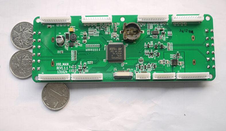 FrSky transmitter Taranis X9D/+plus spare part mainboard circuit PCB board PCBA