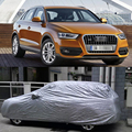 1Pcs Auto Full Car Cover Outdoor Indoor Proof Sun Dust Protection for Audi Q3 2012