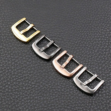 Watch accessories strap pin buckle stainless steel parts 18mm20mm22mm24mm26mm