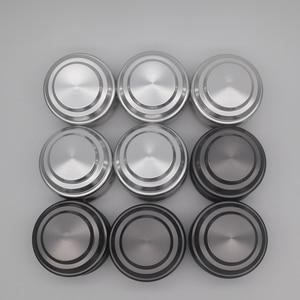 Image 3 - Poket slingshot powerful Aluminum Alloy hunting Bow  Tirachinas Estilingue Silver and gray cup Slingshot mini crossbow