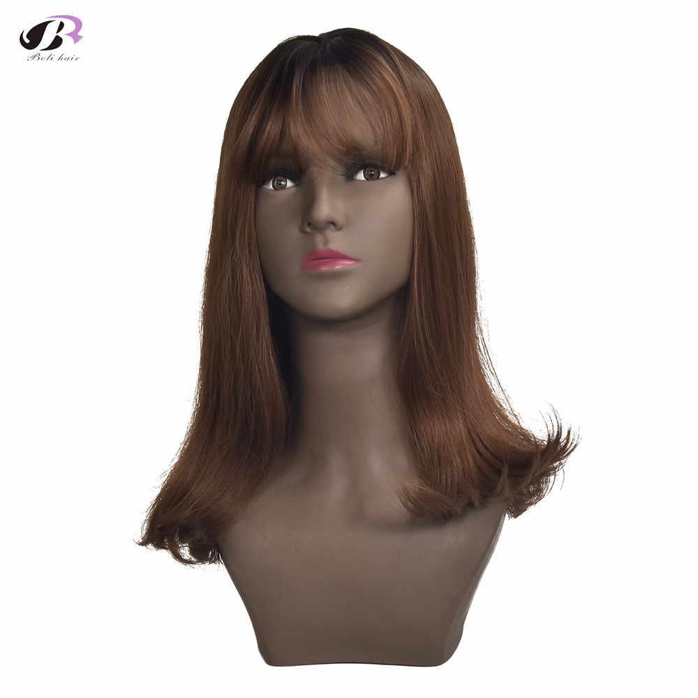 Bolihair ПВХ черный женский головы для наращивания волос кружева для создания париков и Дисплей Стайлинг Обучение Начальник манекен голова манекена
