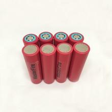 20pcs/lot Original New Sanyo 18650 Li-ion rechargeable 2600mAh battery  Free Shipping free shipping 20pcs lot ob6563cp sop 8 p new original