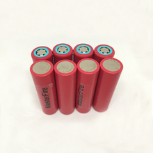 20pcs/lot Original New Sanyo 18650 Li-ion rechargeable 2600mAh battery  Free Shipping