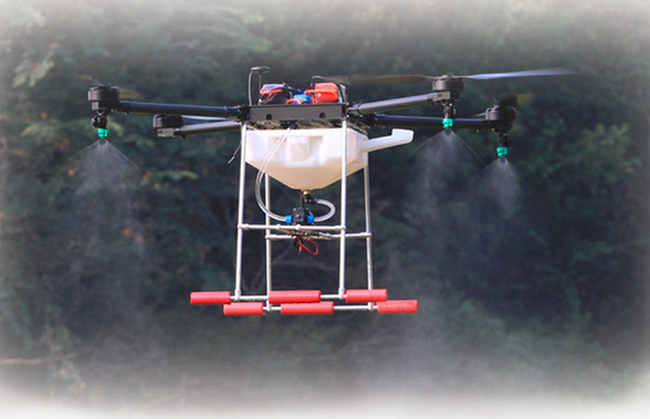 JMR1450 DIY 10L / 10KG Agricultural spraying spray system RTF Full set  quadcopter drone