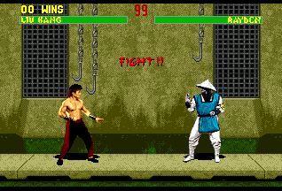 Mortal Kombat 2 - Sega Mega Drive For Genesis 1
