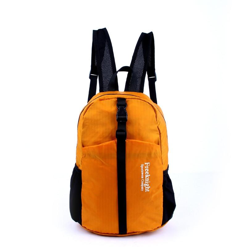 d1e4e93da92e Sports Bag Lightweight Foldable Waterproof Nylon Women Men Children Backpack  Travel Outdoor Camping Hiking Bag Rucksack DSB0012-in Climbing Bags from  Sports ...