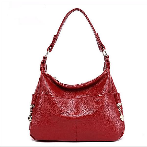 hot Women Handbag Leather Bag for Women Messenger Bags Designer Crossbody Bags Women Luxury Tote Retro Shoulder Bags