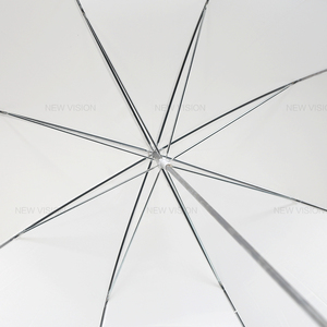 "Image 5 - 2 pcs godox 40 ""102 cm 소프트 화이트 디퓨저 스튜디오 사진 반투명 우산 스튜디오 플래시 스트로브 조명"