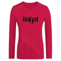 Divertido fresco Unkut Street Style Mujeres de la Camiseta Me Encanta Dormir Camiseta de las muchachas El Guión de la Banda de Rock Camiseta de Señora Loose Tops Plus tamaño
