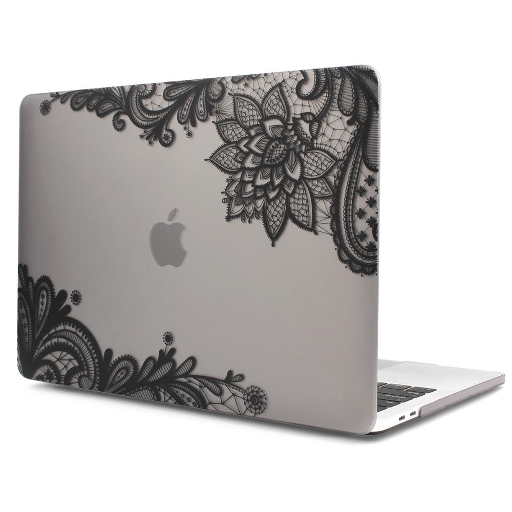 Batianda Rubberized Hard Cover Case for MacBook 50