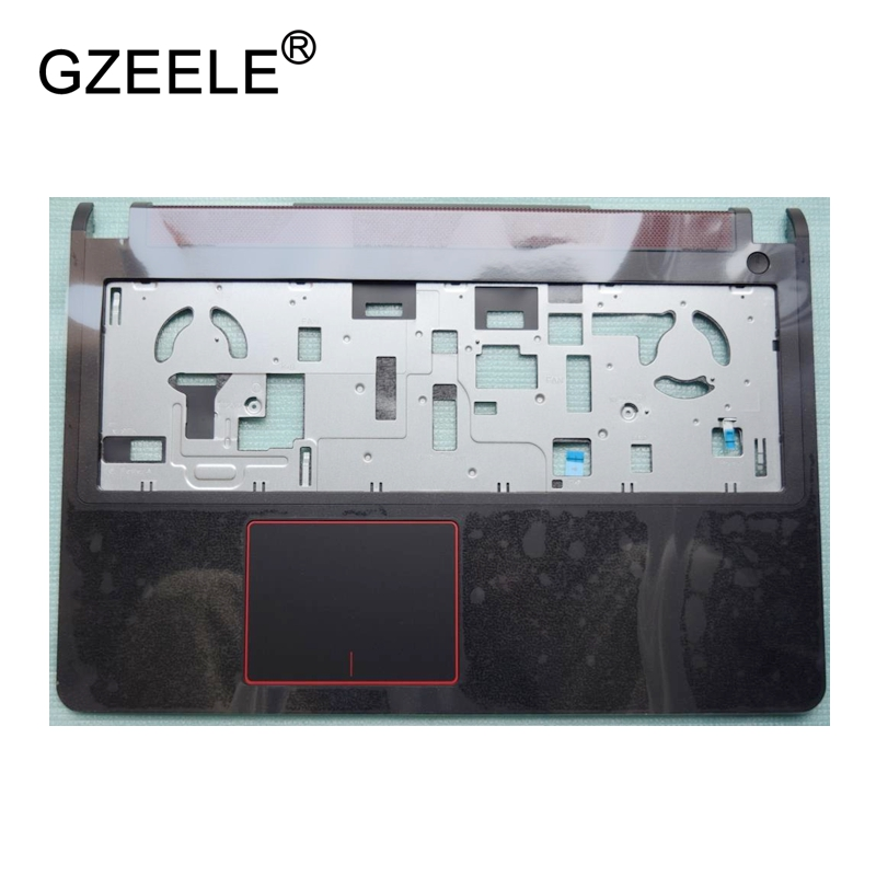 GZEELE New cover for DELL inspiron 15 7000 7557 7559 Laptop Upper Palmrest Case Touchpad Keyboard bezel 0Y5WDT Y5WDT NON-TOUCH genuine new for lenovo ideapad y400 y410p y410 palmrest keyboard bezel upper case with touchpad bottom cover base lower case