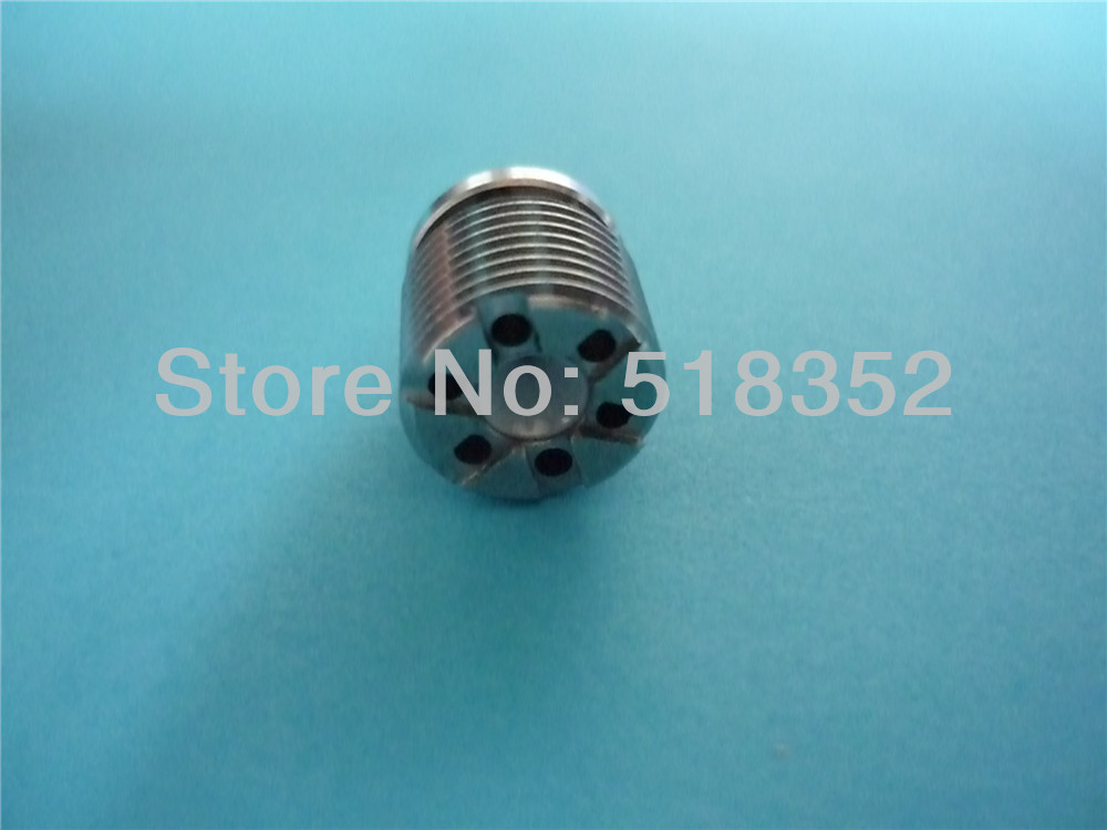 Chmer CH113 Upper Diamond  Set Screw OD10mmx ID0.4mm x L12.5mm, WEDM-LS Wire Cutting Machine Parts and Accessaries orient et0p001w