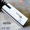 Chegada de novo! Battary Carregador Banco Do Poder móvel Portátil Multifuncional Mini Sem Fio 3G WiFi Router com Slot Para Cartão SIM
