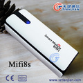 New Arrival! Mobile Portable Multifunctional Mini Wireless Power Bank Battary Charger 3G WiFi Router with SIM Card Slot
