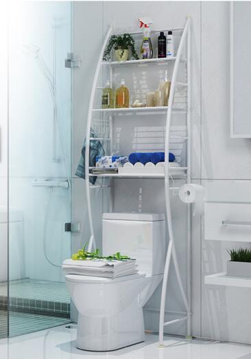 The multifunctional toilet closestool. Shelf.. Washing machine frame layer Полка