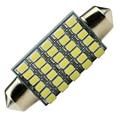 10pieces/lot C5W Car Led 42mm 3020 30 SMD 30LED 6000K Bulbs For Door Lights Festoon Dome Light  Interior Lighting