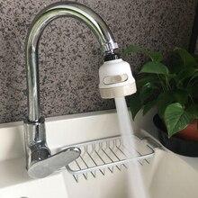 Низкий уровень обслуживания прочный водосберегающий кран душевой фильтр кран водяной клапан белый регулятор брызг три типа выходной воды