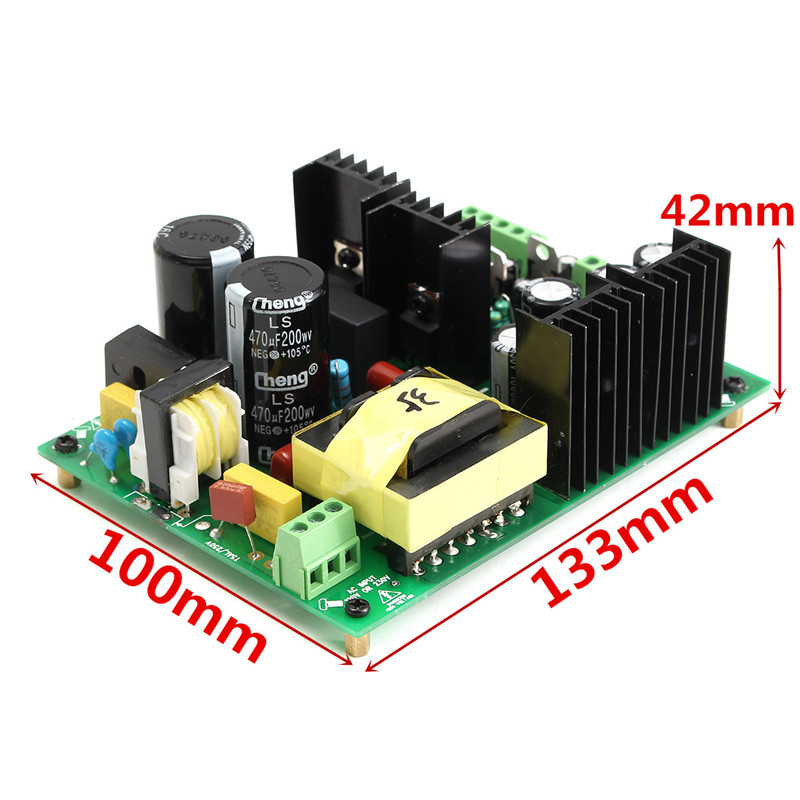 new 500w 35v amplifier switching power supply board dual voltage psu us204