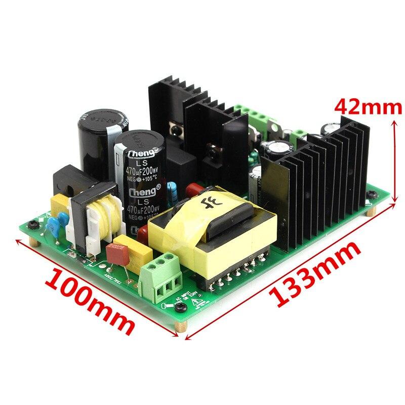 Nuevo 500 w +/-35 V Amplificadores Fuentes de alimentación conmutada Tarjeta de doble voltaje PSU