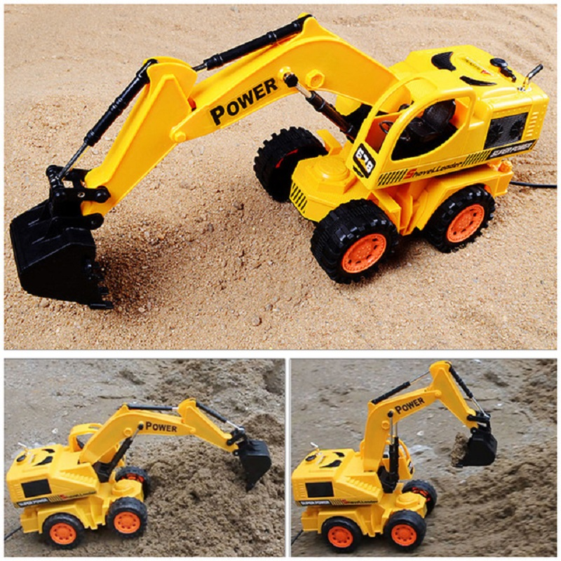 Rc Toys For Boys : Hot tratores de controle remoto toy trucks with remote